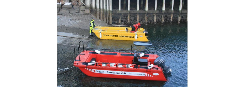 Arbeidsbåt - Nordic Seahunter