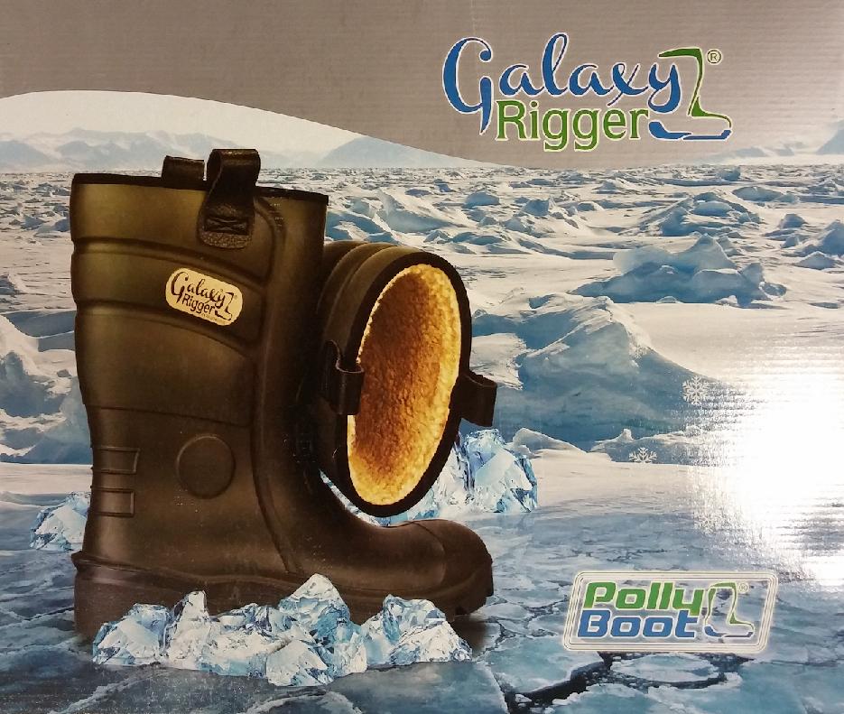 Vinterstøvler Dame / Herre med Vern - Galaxy Rigger