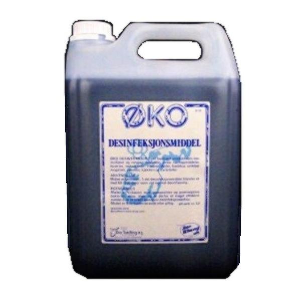 Desinfeksjonsmiddel - ØKO - 5 Liter