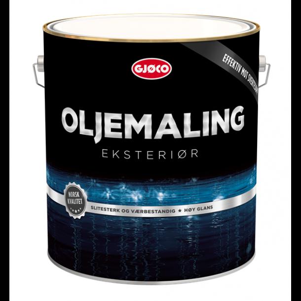 Oljemaling Base Hvit - 9 Liter