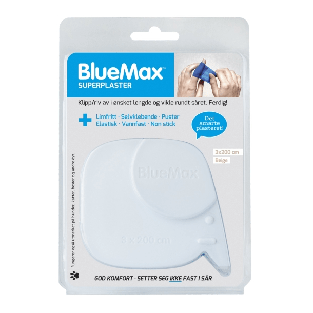 Limfritt Plaster - BlueMax