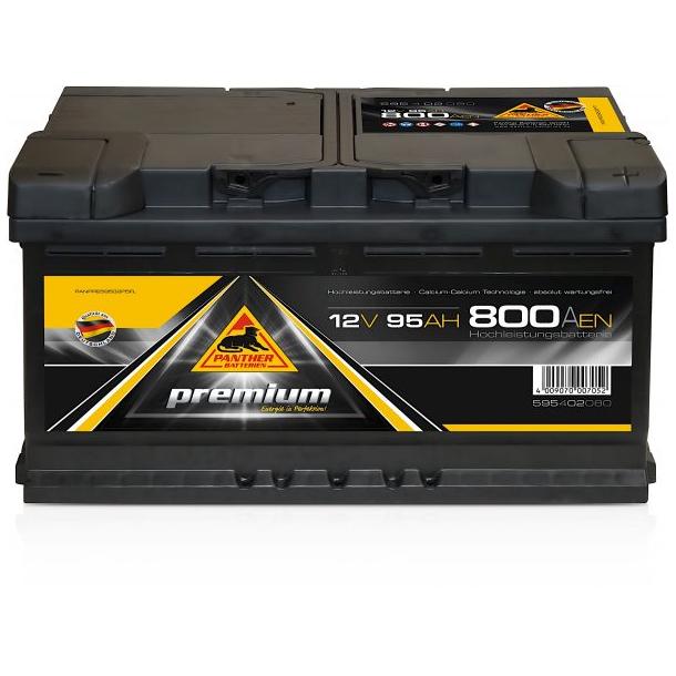 Panther Batteri 95 Ah