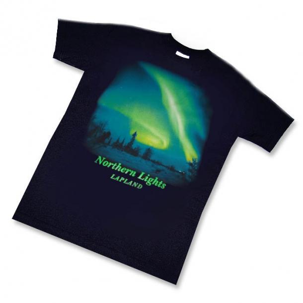 T-shirt Nordlys