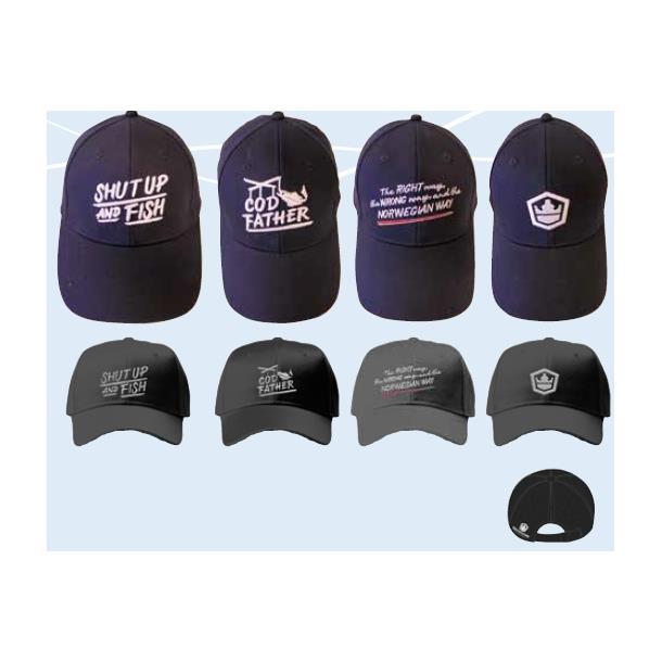Capt Sig's caps