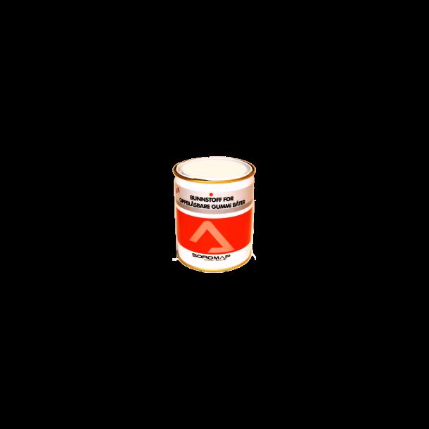 Bunnstoff til Gummibåt