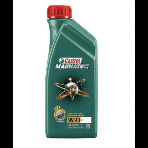 Castrol Magnatec 5W-40 C3, 1-liter