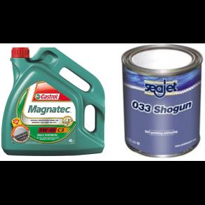Oljer, Bunnstoff, Kjemi & Hygiene