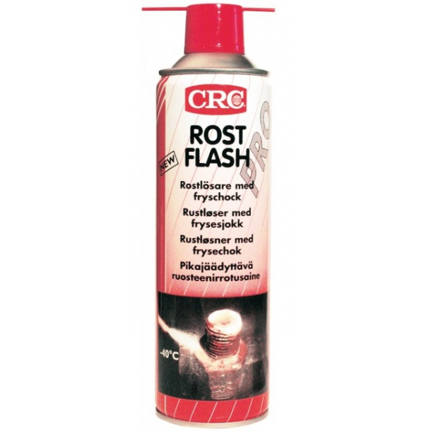 CRC Rost Flash