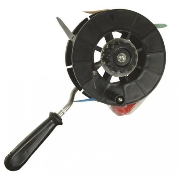 Håndholdt Fiskehjul - Kjappen