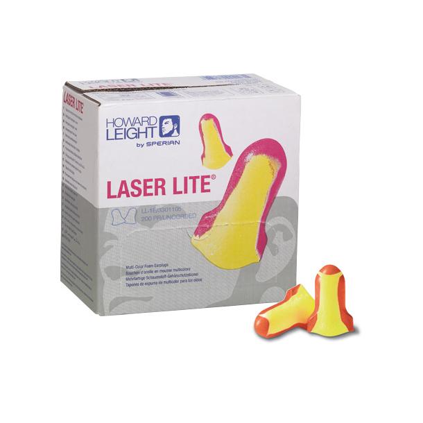 Ørepropper - Howard Leight Laser lite LL-1 øreplugger - Eske a 200 par