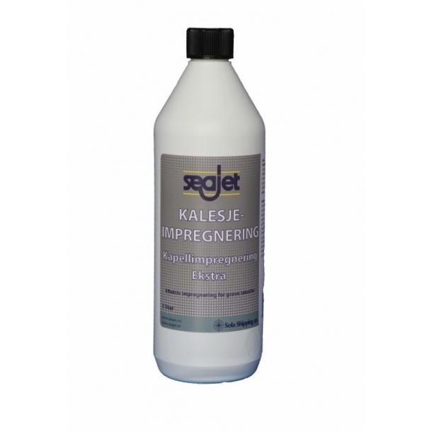 Kalesjeimpregnering Ekstra - Seajet - 1 Liter