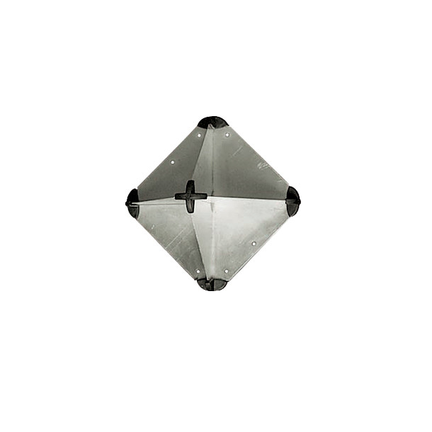 Radarreflektor i Aluminium