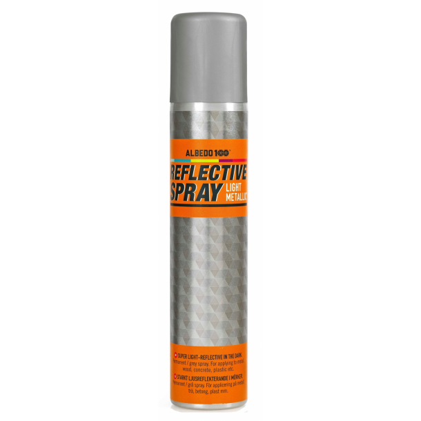 Refleksspray - Light Metallic - Permanent