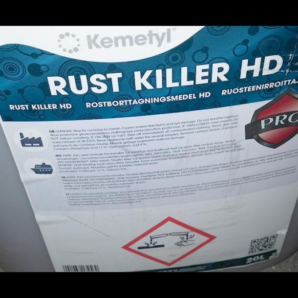 Rustkiller HD - 20 Liter