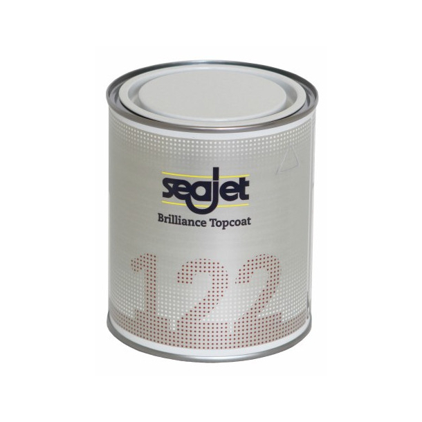 Topplakk - Seajet 122 - Brilliance - 0,75 Liter