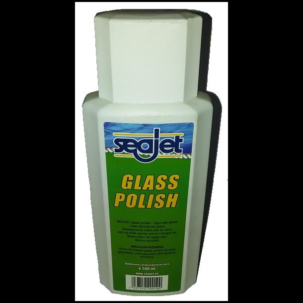 Glasspolish - Seajet - 0,5 Liter