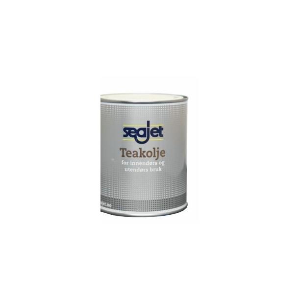 Teakolje - Seajet - 0,75 Liter