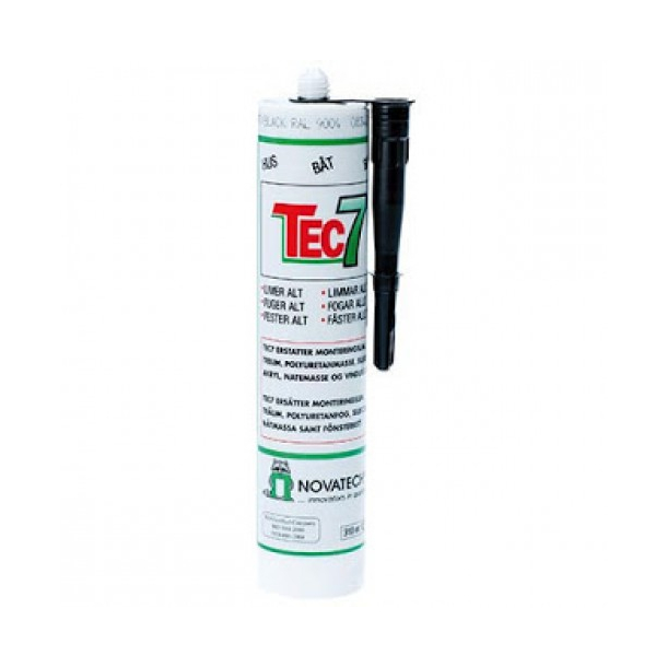 Tec 7 Fugelim m/ UV Filter. 310 ml
