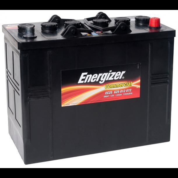 Energizer 125Ah (Traktorbatteri) 12V