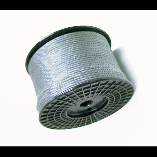 Vaier / Wire på Rull - Galvanisert
